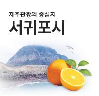 제주관광의 중심지 서귀포시