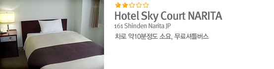 Hotel Sky Court NARITA
