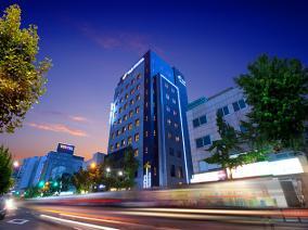 부산 지앤비 호텔