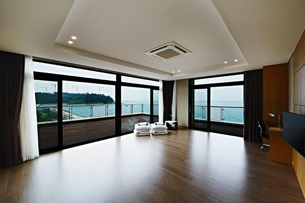 Ondol Suite Room(ocean view)